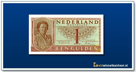 Nederland 1 Gulden 1949Juliana