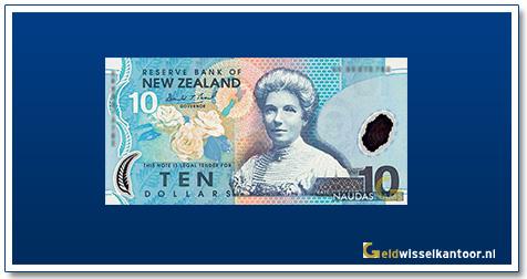 Geldwisselkantoor-10-Dollar-K-Sheppard-1999-2007-Nieuw-Zeeland