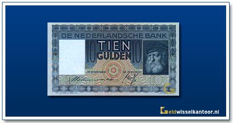 Nederland 10 1933 Grijsaard