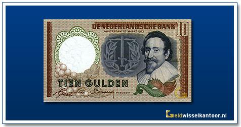 Nederland 10 1953 Hugo de Groot