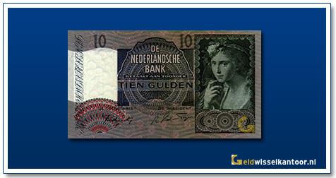 Nederland 10 1940 II Meisje met druiven