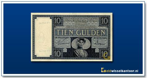 Nederland 10 1924 Zeeuws Meisje
