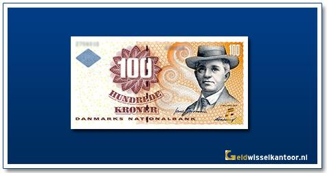 Deense Kronen-100-kroner-1999-Carl-Nielsen-Denemarken