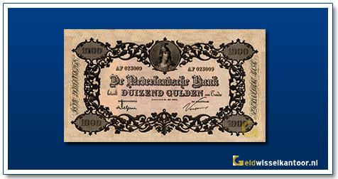 Nederland 1000 Gulden 1860