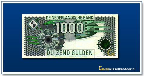 Nederland 1000 Gulden 1994 Kievit