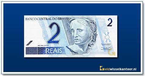 Geldwisselkantoor-2-Reais-2001-Brazilie