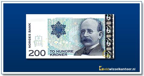 Geldwisselkantoor-200-Kroner-Kristian-Birkeland-Noorwegen-2002