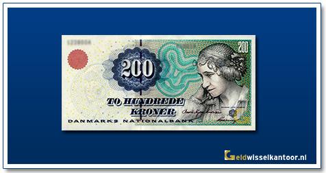 Deense Kronen-200-kroner-1997-J-L-Heiberg-Denemarken