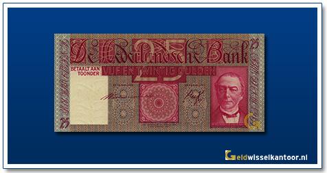Nederland 25 Gulden 1931 Mees