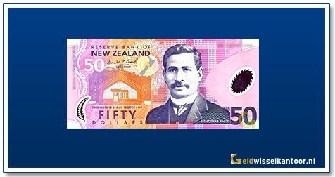 Geldwisselkantoor-50-Dollar-Sir-A-Ngata-1999-2007-Nieuw-Zeeland
