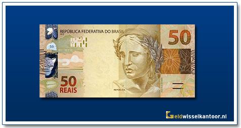 Geldwisselkantoor-50-Reais-2010-Brazilie