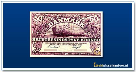 Deense Kronen-50-kroner-1944-1957-Denemarken