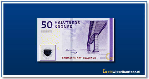 Deense Kronen-50-kroner-2009-Sallingsund-Brug-denemarken