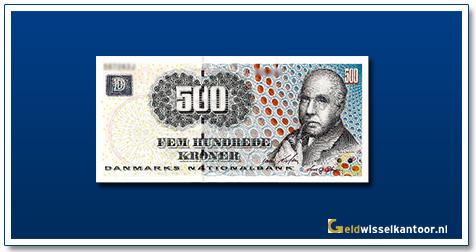 Deense Kronen-500-kroner-2003-N-Bohr-denemarken