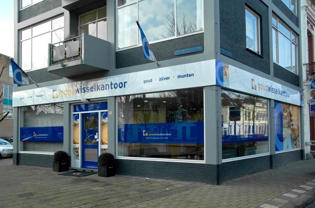 Geldwisselkantoor Breda