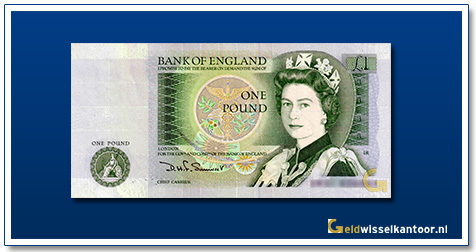 Engelse Ponden-1-pound-1978-1984-groot-brittanie