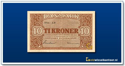 Deense Kronen-10-kroner-1944-1945-denemarken
