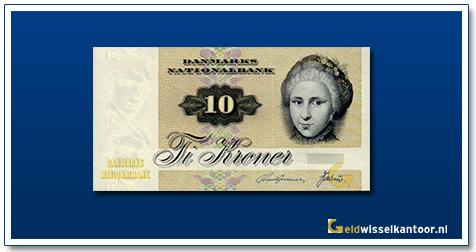 Deense Kronen-10-kroner-CS-Kirchhoff-1972-denemarken