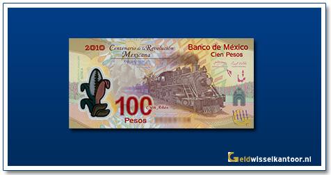 geldwisselkantoor-100-pesos-Independence-and-revolution-2007-mexico