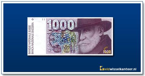 geldwisselkantoor-1000-Franken-Auguste-Forel-Zwitserland-1977-93