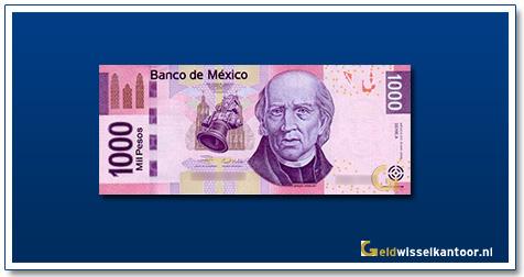geldwisselkantoor-1000-pesos-miguel-hidalgo-2006-mexico