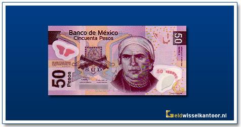 geldwisselkantoor-50-pesos-j-m-morelos-2006-mexico