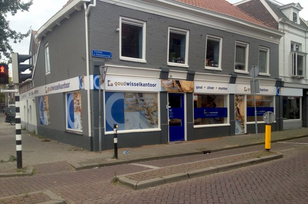Geldwisselkantoor Zwolle