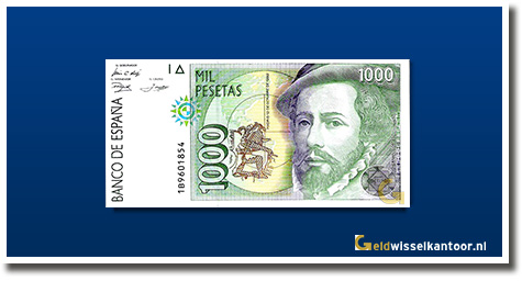 1000-pesetas-Hernan-Cortres-1992-spanje