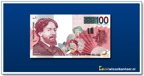 geldwisselkantoor-100-frank-james-ensor-1995-2001-belgie