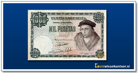 geldwisselkantoor-1000-pesetas-IOANNES-LVDOVICVS-VIVES-1946-spanje