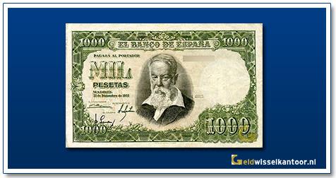 geldwisselkantoor-1000-pesetas-Joaquin-Sorolla-1951-spanje