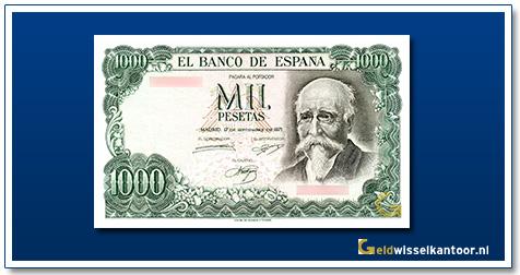 geldwisselkantoor-1000-pesetas-jose-echegaray-1971-spanje