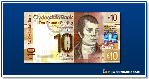 geldwisselkantoor-10-Pounds-Robert-Burns-Schotland-2009