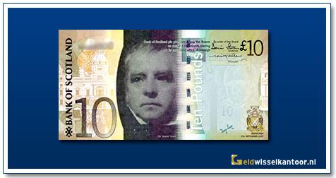 geldwisselkantoor-10-Pounds-Sir-W-Scott-Schotland-2007