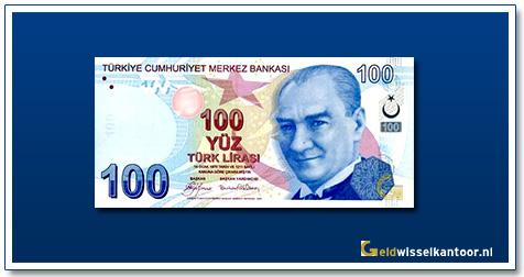 geldwisselkantoor-100-Lira-President-Ata-Turk-Turkije-2009