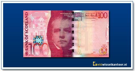 geldwisselkantoor-100-Pounds-sir-walter-scott-2007-Scotland