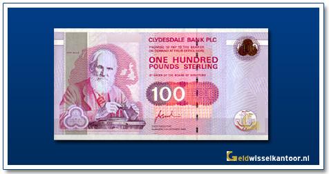 geldwisselkantoor-100-pounds-lord-kelvin-1996-schotland