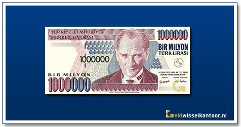 geldwisselkantoor-1000ooo-lira-President-Kamel-Ataturk-1995-2002-Turkije