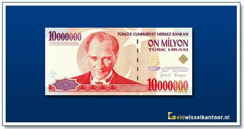 geldwisselkantoor-10oooooo-lira-President-Kamel-Ataturk-1995-2002-Turkije