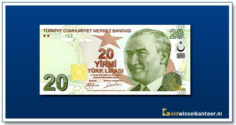 geldwisselkantoor-20-Lira-President-Ata-Turk-Turkije-2009