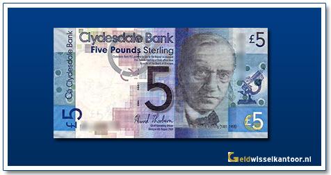 geldwisselkantoor-5-Pounds-Sir--Alexander-Fleming-Schotland-2009