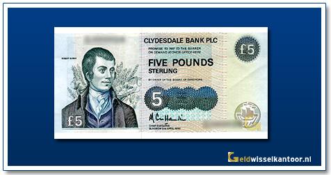 geldwisselkantoor-5-pounds-Robert-Burns-1990-2002-Schotland