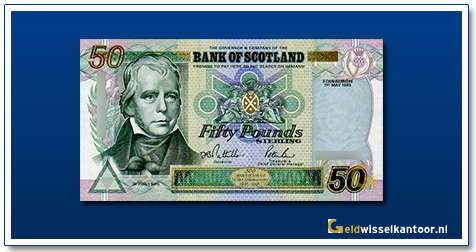 geldwisselkantoor-50-Pounds-sir-walter-scott-1995-2006-Scotland