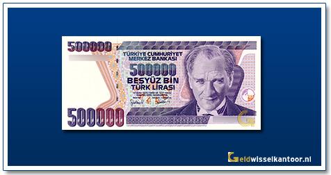 geldwisselkantoor-500ooo-lira-President-Kamel-Ataturk-1998-Turkije