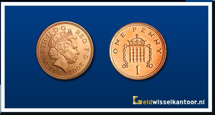 Geldwisselkantoor-munten-1-penny-1971-heden-Engeland