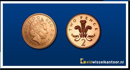 Geldwisselkantoor-munten-2-pence-1971-heden-Engeland