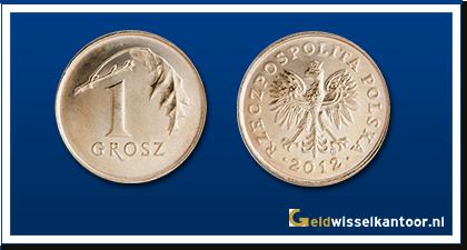 geldwisselkantoor-Poolse-Zloty-1-Groszy-2001-heden-Polen
