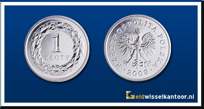 geldwisselkantoor-Poolse-Zloty-1-Zloty-2008-heden-Polen