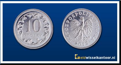 geldwisselkantoor-Poolse-Zloty-10-Groszy-2001-heden-Polen