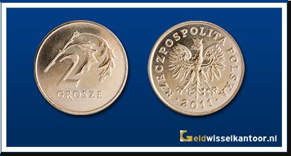 geldwisselkantoor-Poolse-Zloty-2-Groszy-2001-heden-Polen